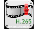 DVR/NVR cu inregistrare H.265